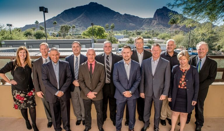Arizona Builders Association Graduation