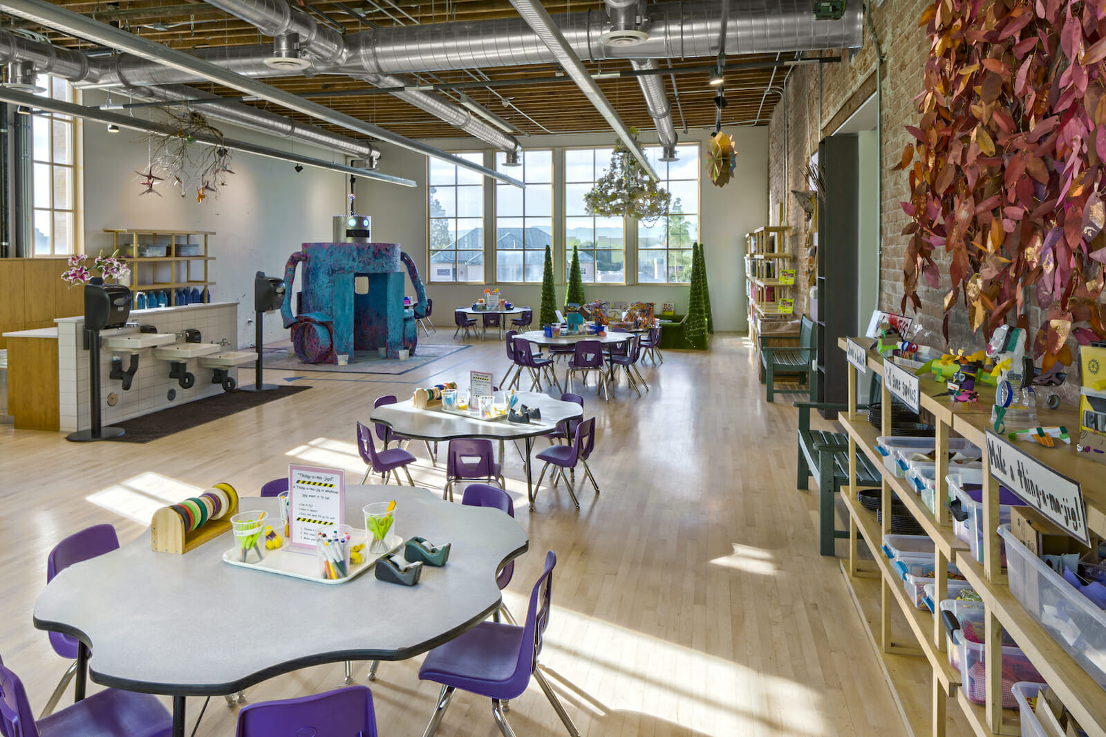 Phoenix Childrens Museum - Interior 1