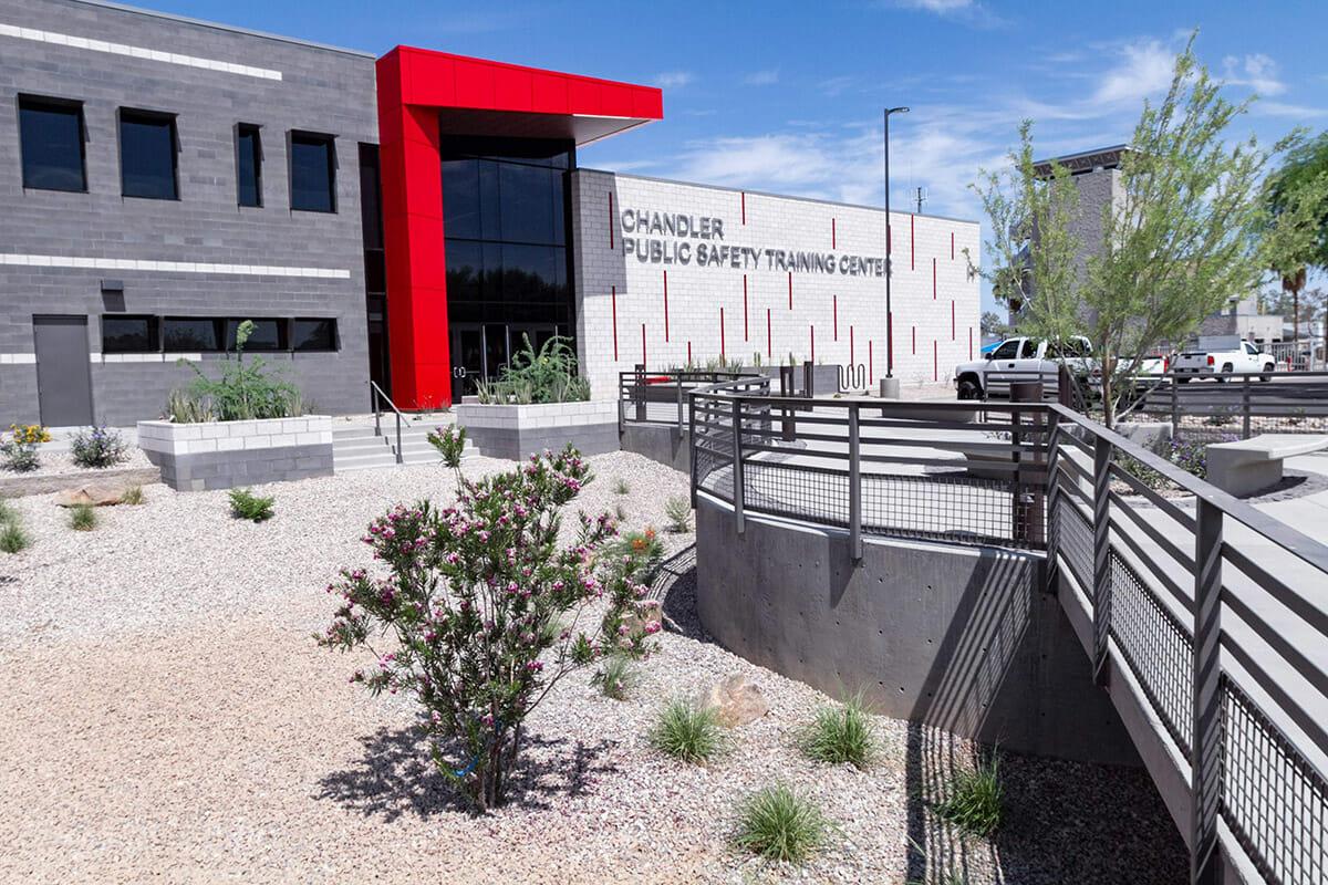 City of Chandler's Public Training Center