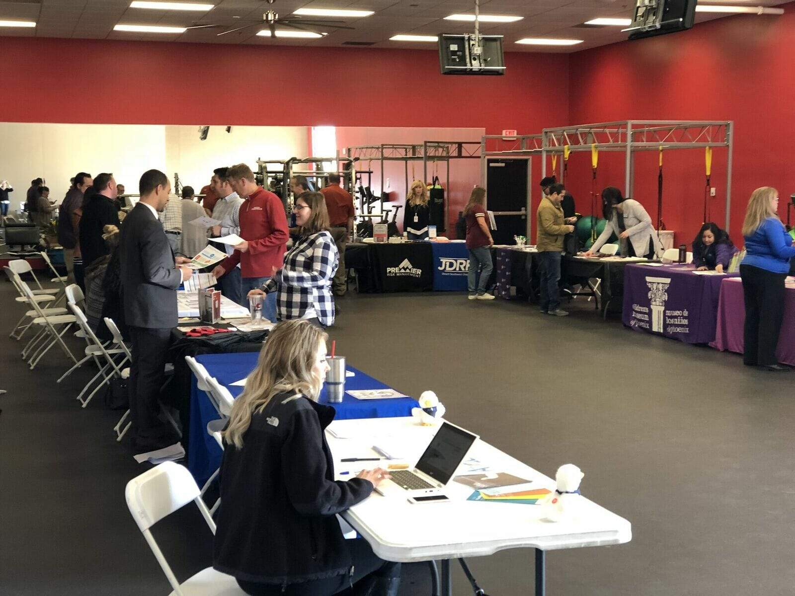 Caliente Construction 2019 Health Fair
