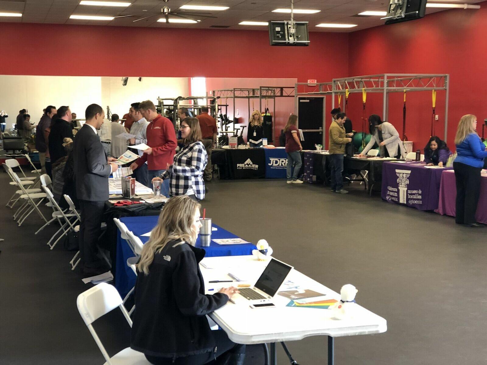 Caliente Construction 2019 Health Fair