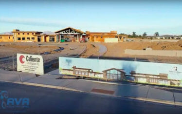 Meridian Clubhouse, Caliente Construction