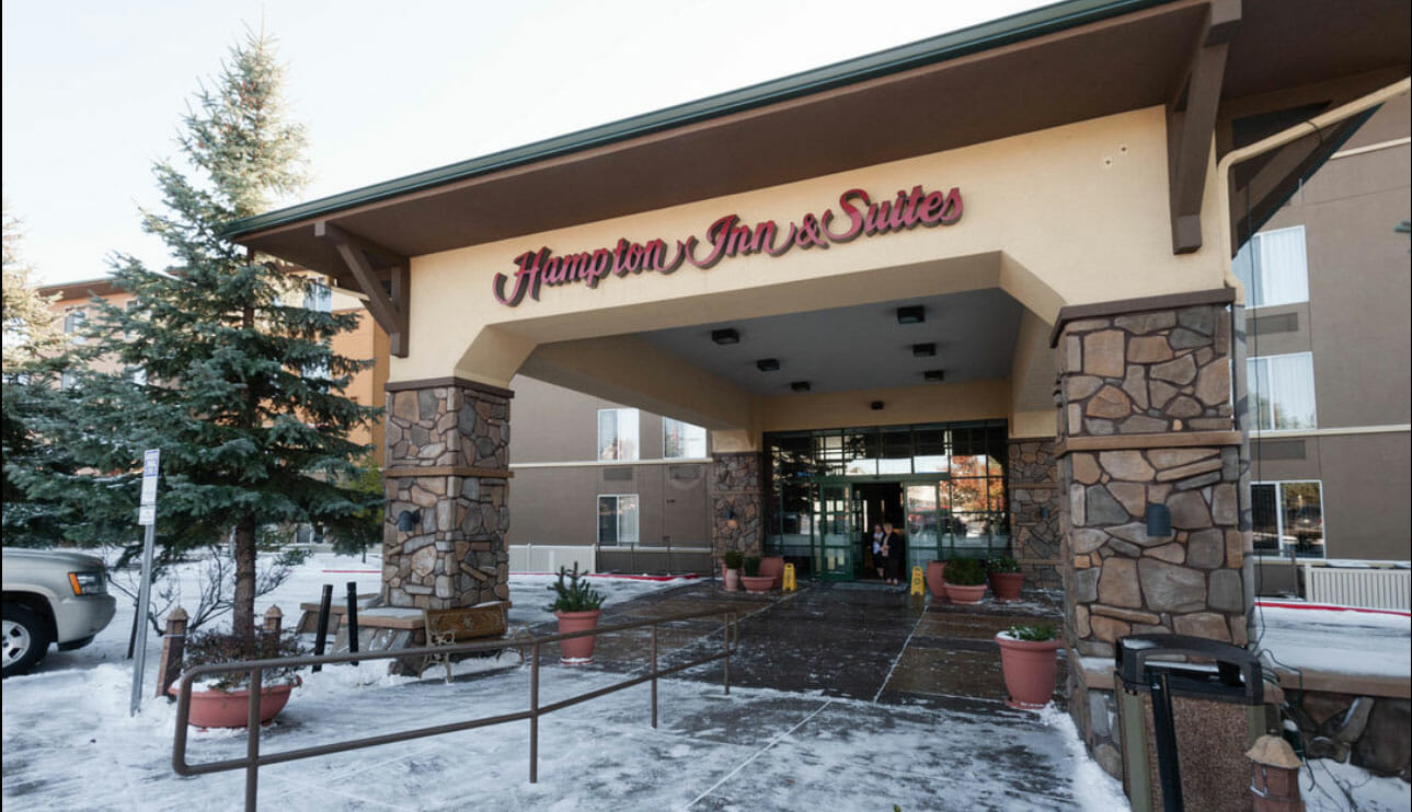 Hampton Inn- Flagstaff, AZ